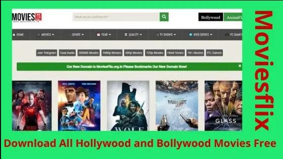 Moviesflix : Download Latest Bollywood, Hollywood, Tamil Hindi Dubbed Movies 2021