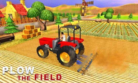 Forage Plow Farming Harvester