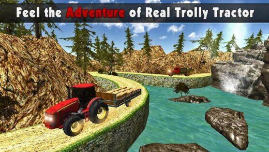 Rural Farm Tractor 3D Simulator